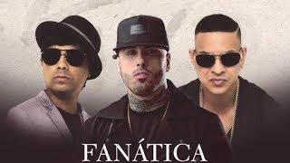 Plan B - Fanatica Sensual ft. Nicky Jam (Remix) [Official Audio]