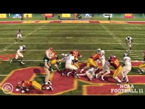 Best NCAA Football 11 Glitch So Far