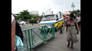 preview picture of video 'Bridgetown Barbados'