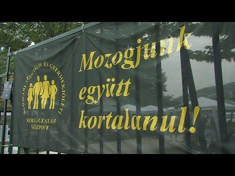 Családi nap a Czakón 2016 - video preview image