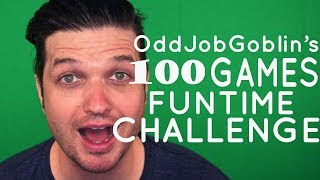 100 Top PC Games Streaming Challenge