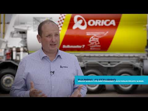 Splash of colour for a good cause – Orica's partnership with the Westpac Rescue Helicopter Service