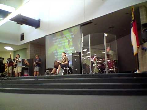 Our God  -  Sojourn Band