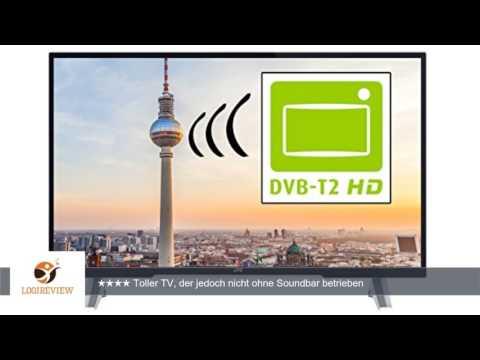 JVC LT-40VF53A 102 cm (40 Zoll) Fernseher (Full HD, Triple Tuner, DVB-T2 H.265/HEVC, Smart TV) |