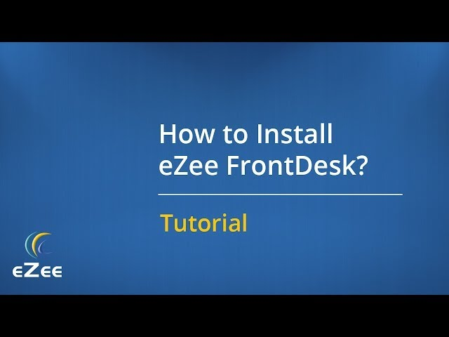 eZee Frontdesk - Hotel Management Software Pricing, Features