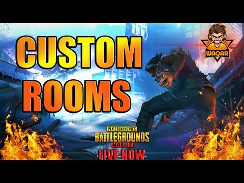 PUBG MOBILE LIVE CUSTOM ROOM ONLY ANYONE CAN JOIN #PAKISTAN #INDIA #customroom #pubgmobile