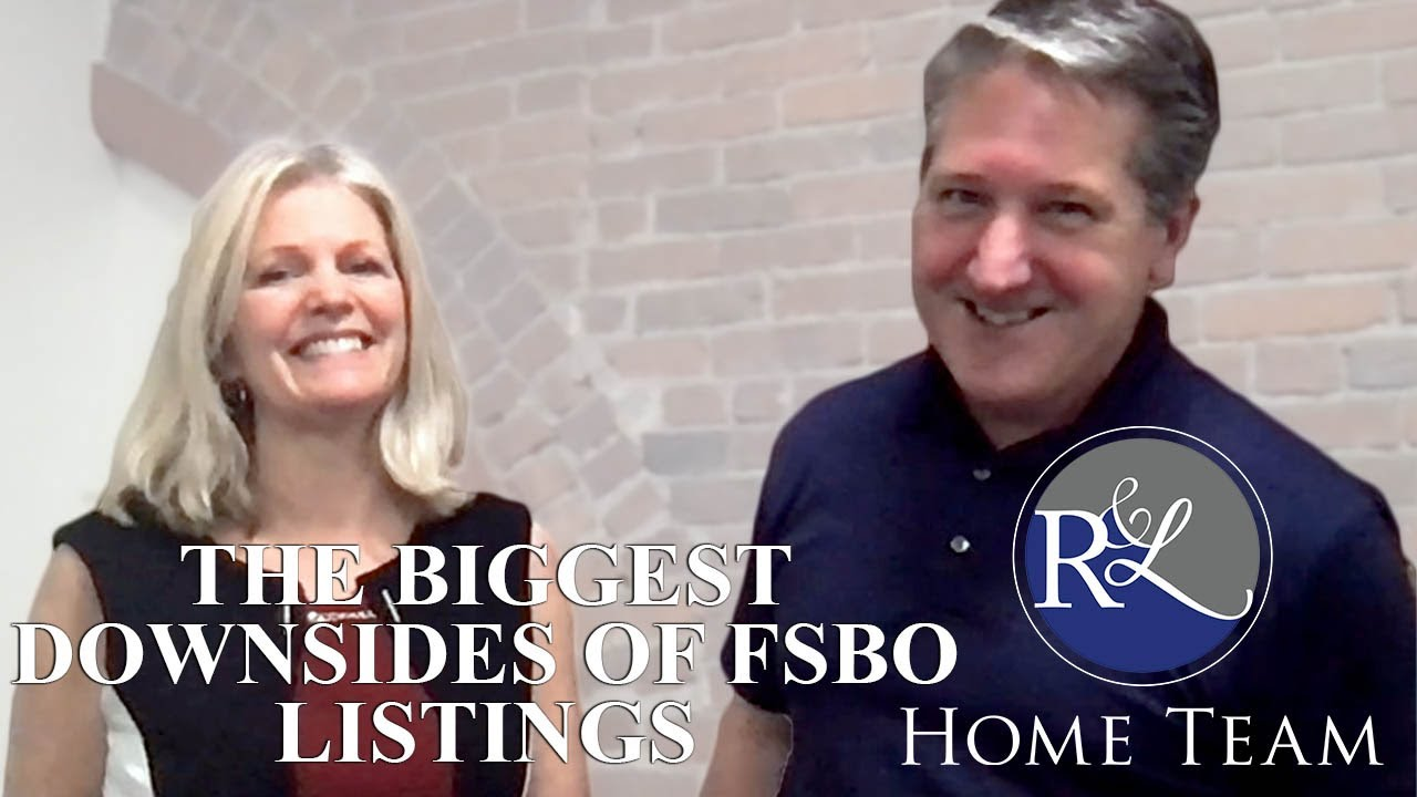 Why Hiring a Realtor Is Better Than Doing a FSBO Listing