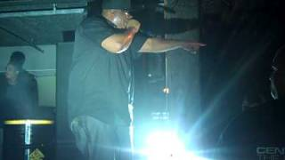 """E-40 and T-Pain Performing """"U and Dat"""" in Atlanta"""