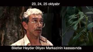 """""""Bakı, mən səni sevirəm"""" filminin treyleri"""