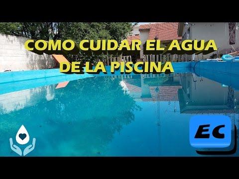 Como cuidar el agua de la piscina, 3 pasos para el mantenimiento