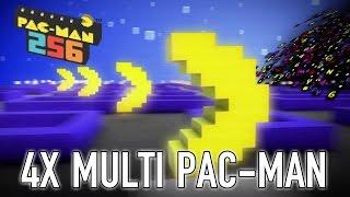 videó PAC-MAN 256