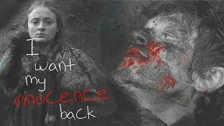 Санса Старк, ► Ramsay and Sansa; {i want my innocence back}