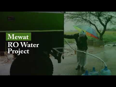 Mewat RO Water Project   Vision 2026   Model Village