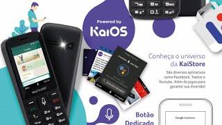 LANÇAMENTO - Novo Multilaser Zapp - Celular para Idoso com Whatsapp - Parte  2