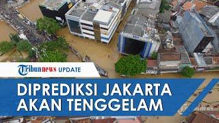 Jakarta Diprediksi Tenggelam Tahun 2050, Disebut Bisa Lebih Cepat bila Tak Ada Perubahan