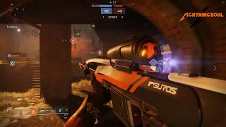Destiny 2 Sniper Headshot Kill of a Blade Dancer