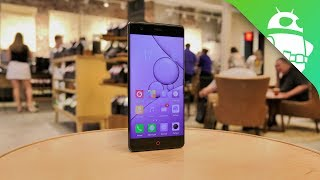 ZTE Nubia Z17 hands-on: the $410 flagship from China