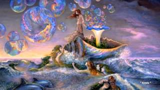 ~ PAINTINGS BY JOSEPHINE WALL ♫ Relaxing Music ♫