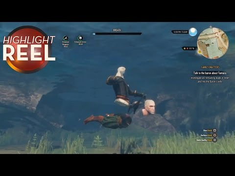 The Witcher 3 Has Some Great Glitches