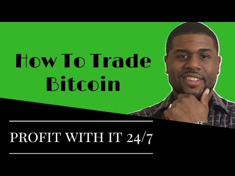 How to trad with bitcoin profit