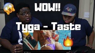 Tyga   Taste (Official Video) Ft. Offset | REACTION