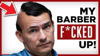 Bad Haircut EMERGENCY Action Plan | What To Do When Your Barber SCREWS UP Your Hair