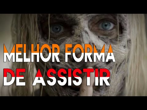 Como assistir The Walking Dead TODOS os episódios DUBLADOS || 9° temporada