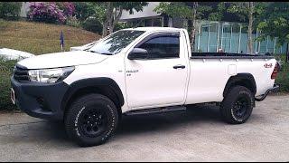 Video Ulasan New Hilux Revo 2015, 2016, Salah Satu Kab, 4WD, Kunci Diff