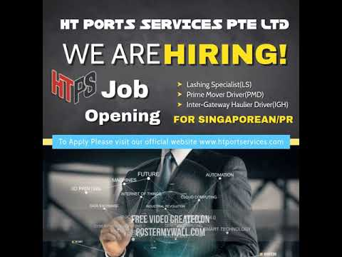 HT PORTS SERVICES PTE LTD