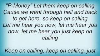 Akon - Keep On Calling Lyrics