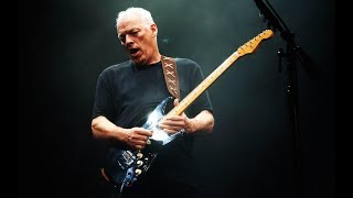 David Gilmour   The Best Solos  Best Solos Of David Gilmour