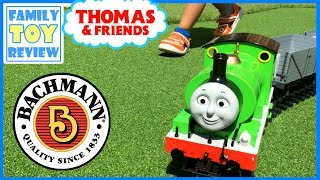 Thomas and Friends LARGE scale PERCY with Moving Eyes - Large Toy Train Bachmann Trains