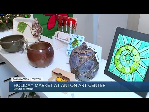 Mt. Clemens Holiday Market
