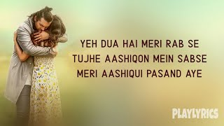 Meri Aashiqui Song ( lyrics) : Jubin Nautiyal - YouTube