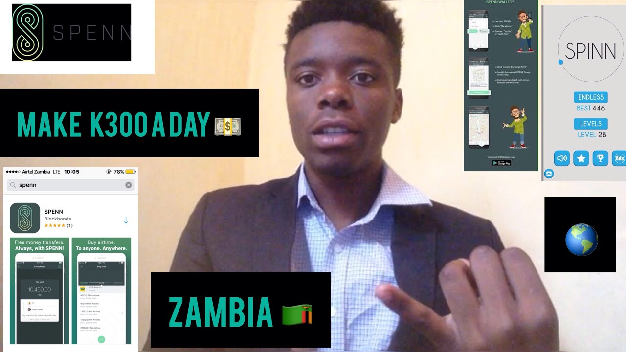 HOW TO MAKE MONEY ONLINE USING YOUR PHONE 2020 [ZAMBIA] thumbnail