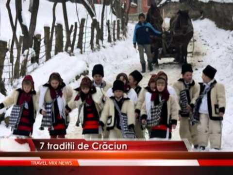 7 traditii de Craciun
