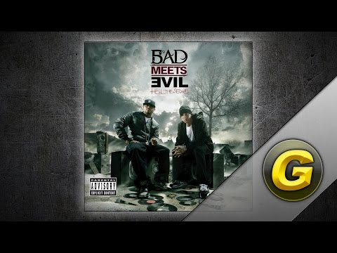 Bad Meets Evil - A Kiss