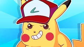 IN SOVIET RUSSIA! Pokemon - Pikachu