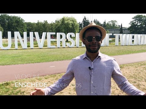 UNIVERSITY OF TWENTE, NETHERLANDS | VLOG #4