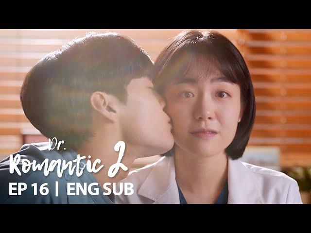 Kim Min Jae Kisses So Ju Yeon Suddenly [Dr. Romantic 2 Ep 16]