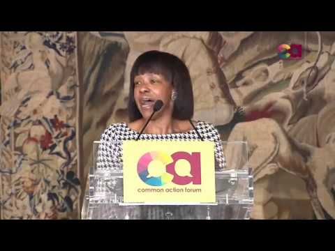 CAF2017 1st Session - Cheryl Carolus