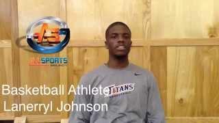 Interview with Basketball Athlete Lanerryl Johnson