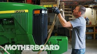 Tractor Hacking: The Farmers Breaking Big Techs Repair Monopoly