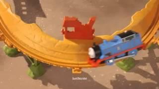 Track Master - Breakaway Bridge - Collapsed Bridge - Thomas & Friends - Fisher-Price - CDB59