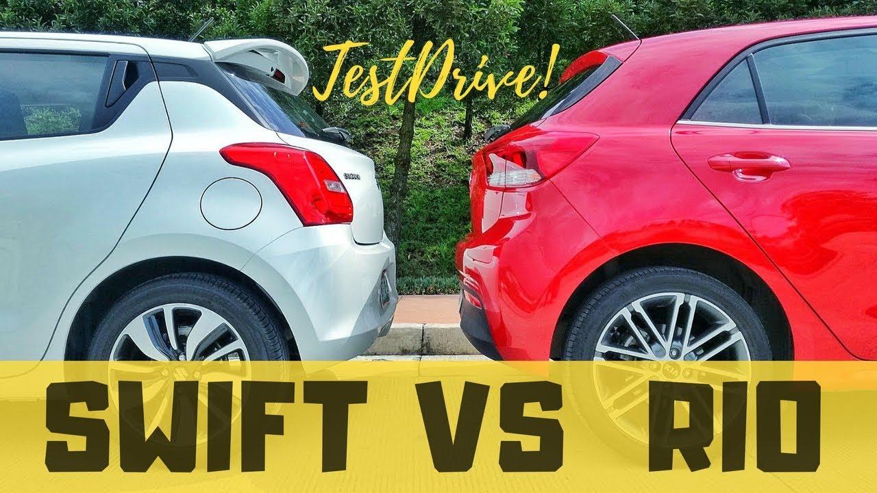 Suzuki Swift & Kia Rio - Comparativa | ADN Automotriz Screenshot Download