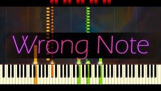 Etude Op. 25, No. 5, 'Wrong Note' // CHOPIN