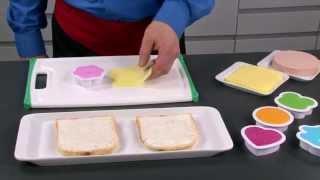 Multi-purpose Cookie Cutters DELÍCIA KIDS