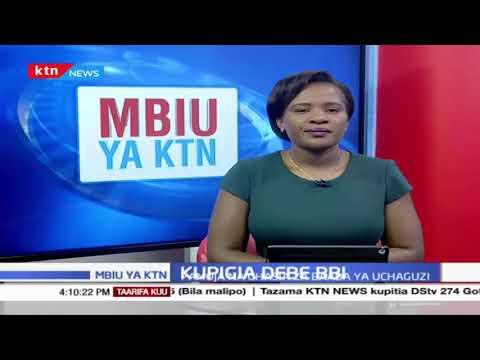 Shughuli ya upigaji kura nchini Uganda inaendelea   Mbiu ya KTN