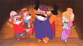 Чип и Дейл спешат на помощь - Серия 19, Гроза подмостков | Мультфильмы Disney