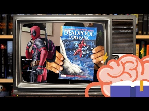 Literalmente S01E03 / Deadpool Dog Park